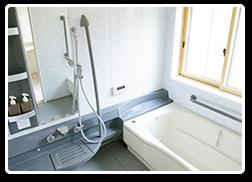浴室床材変更、 段差解消