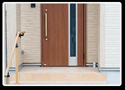 引き戸への扉の取り 替え・引き戸等の新設